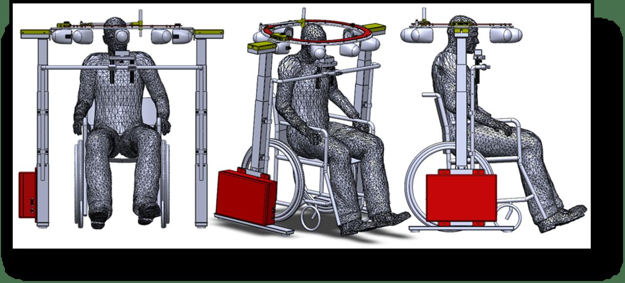 A render showing how Sonoloop works